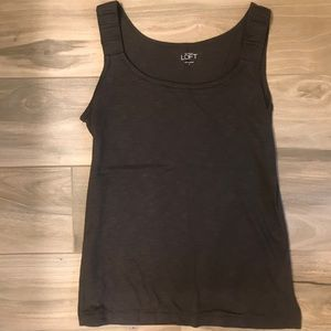 Only worn once! Ann Taylor Loft tank top! Size S